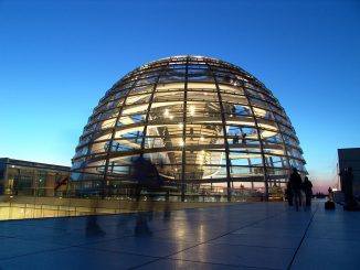 Berlin Reichstag The German Volke