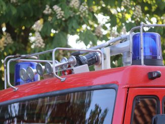 Fire Blue Light Fire Truck Vehicles