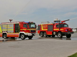 Rosenbauer Airport Firefighter