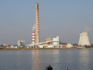 Coal Fired Power Plant Rybnik