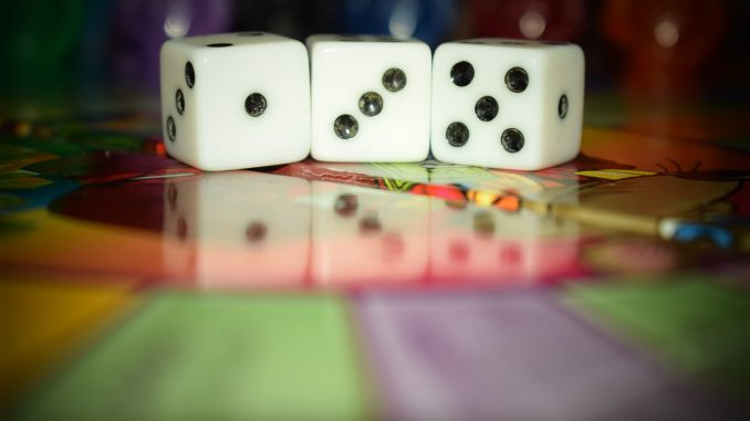 Cube Game Financial Intelligence