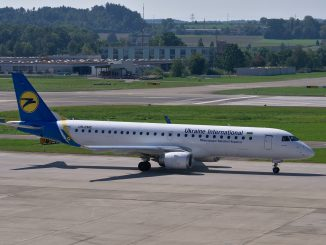 Embraer  Ukraine Airlines