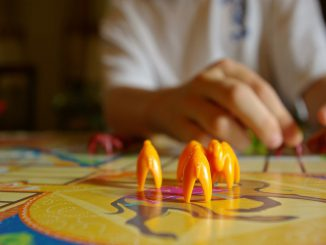 Parcheesi Camels Board Game Compete