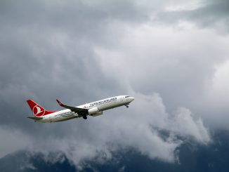 Aircraft Turkish Airlines Boeing
