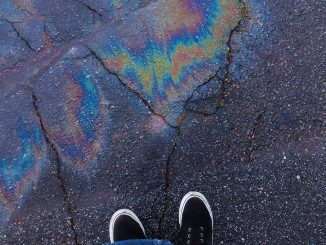 Asphalt Hot Colors Foot Oil City