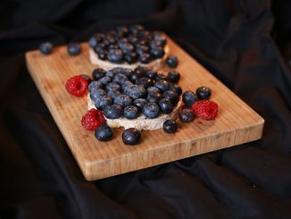 Blueberries Berries Fruit