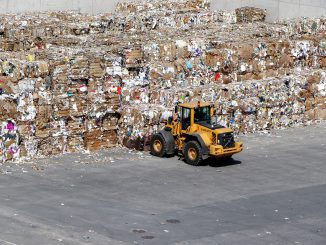 Waste Paper Recycling Paper Industry