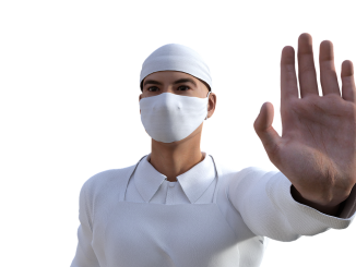 Doctor Covid Surgical Mask