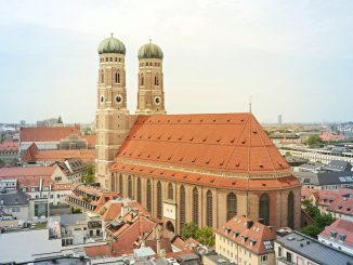 Frauenkirche Munich Church Bavaria