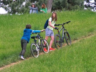 People Kids Bicycle Nature Park  - MirceaIancu / Pixabay