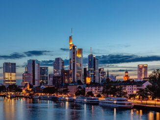 Skyline Frankfurt Am Main Germany  - Dagobert1980 / Pixabay