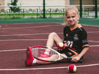 Girl Tennis Athlete Sports Player  - GORBACHEVSERGEYFOTO / Pixabay