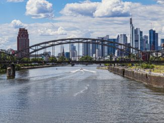 Frankfurt Am Main Germany  - FrankBender / Pixabay