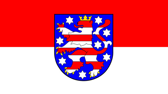 Brandenburg Flag Germany  - Clker-Free-Vector-Images / Pixabay