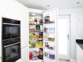Fridge Fridge Door Refrigerator  - difisher / Pixabay