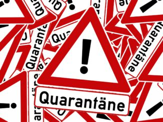 Quarantine Road Sign Traffic Sign  - geralt / Pixabay