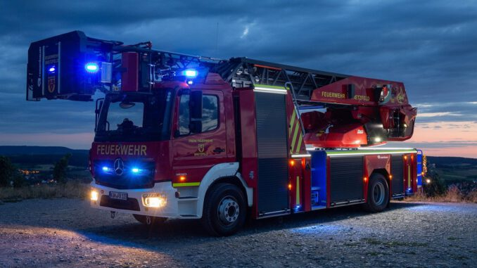 Rosenbauer Use Civil Protection  - FFBretzfeld / Pixabay