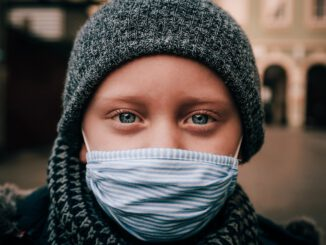 Child Face Mask Portrait Kid Young  - Rene_Bittner_Photography / Pixabay