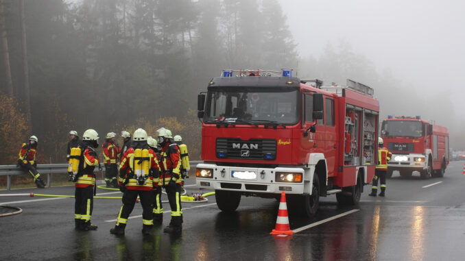 Fire Highway Accident Equipment  - bayern-reporter_com / Pixabay