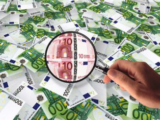 Money Currency Euro Inflation Loss  - geralt / Pixabay