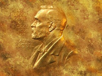 Nobel Alfred Painting Coin Medal  - IsaacFryxelius / Pixabay
