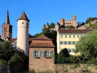 Wertheim Am Main Castle Tower  - RayMediaGroup / Pixabay